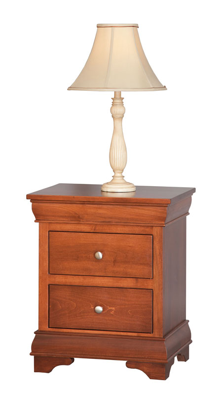 Michiana Two Drawer Nightstand