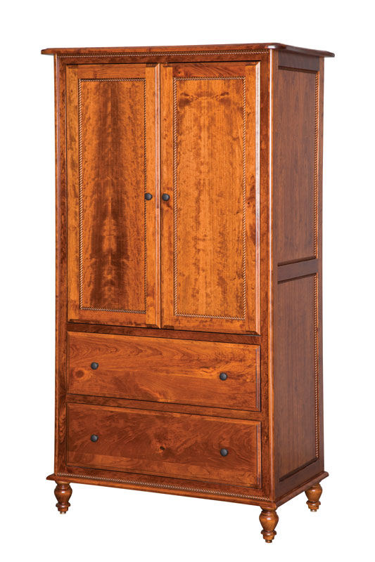 Rolling Pin Armoire
