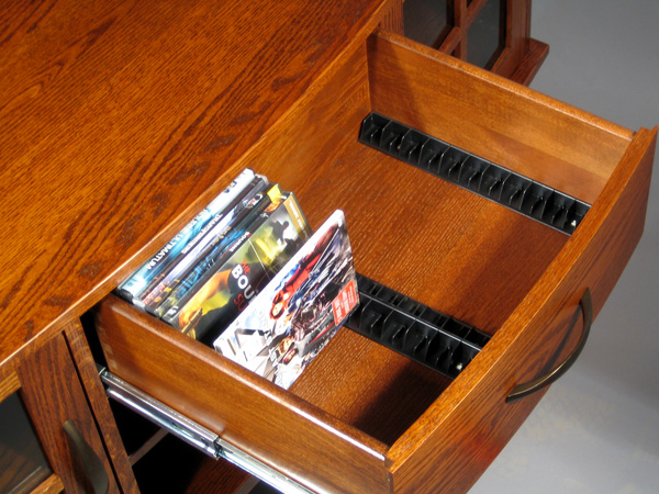 "Arch Front 60"" TV Stand - Drawer"