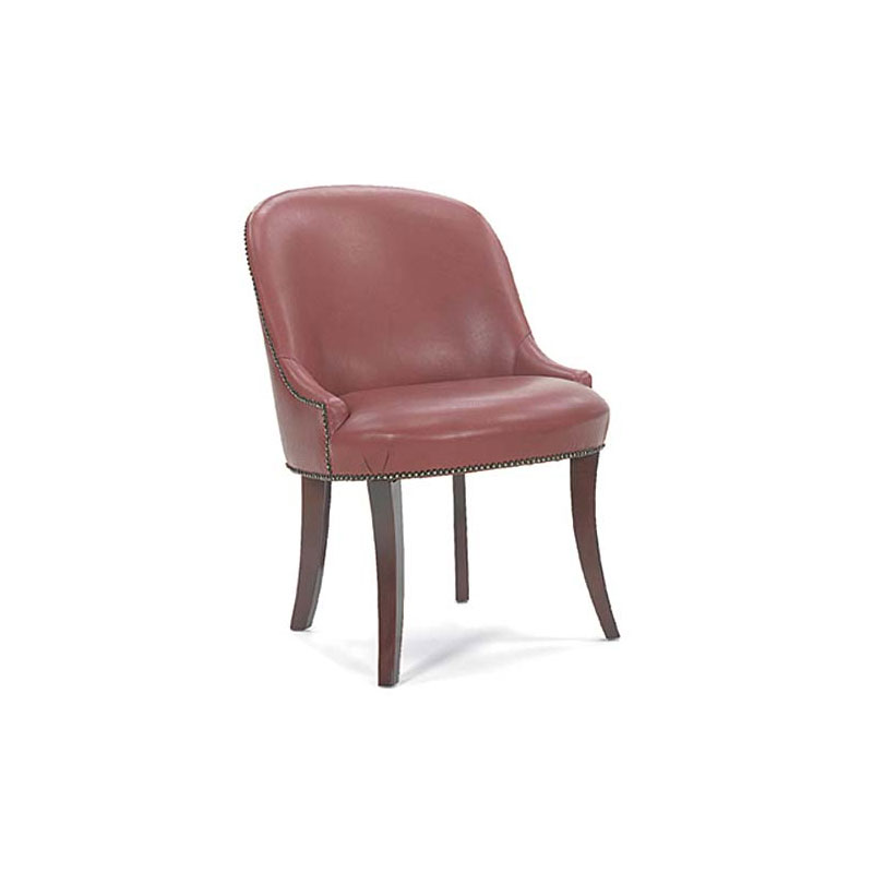Leathercraft 2352H Scarlette High Leg Chair