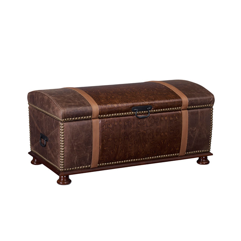 Leathercraft 544 Sparrow Chest
