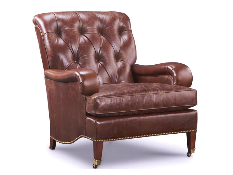 Leathercraft 1142-18 Collins Chair