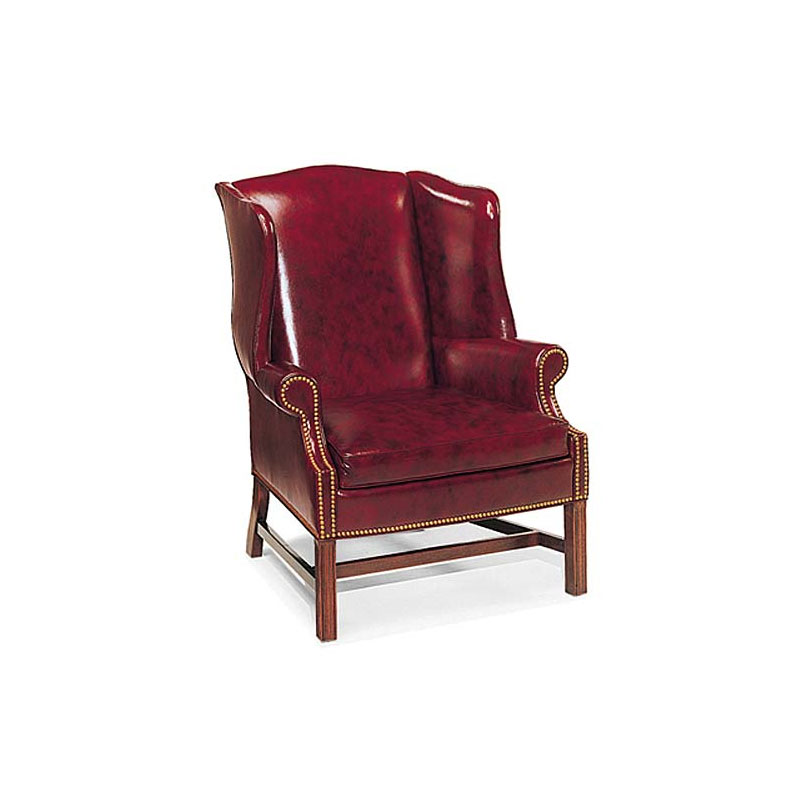 Leathercraft 1241-17 Alistair Wing Chair