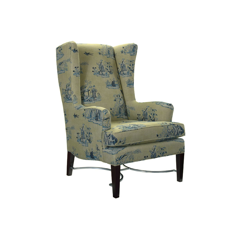 Leathercraft 1281-17 Aniston Wing Chair