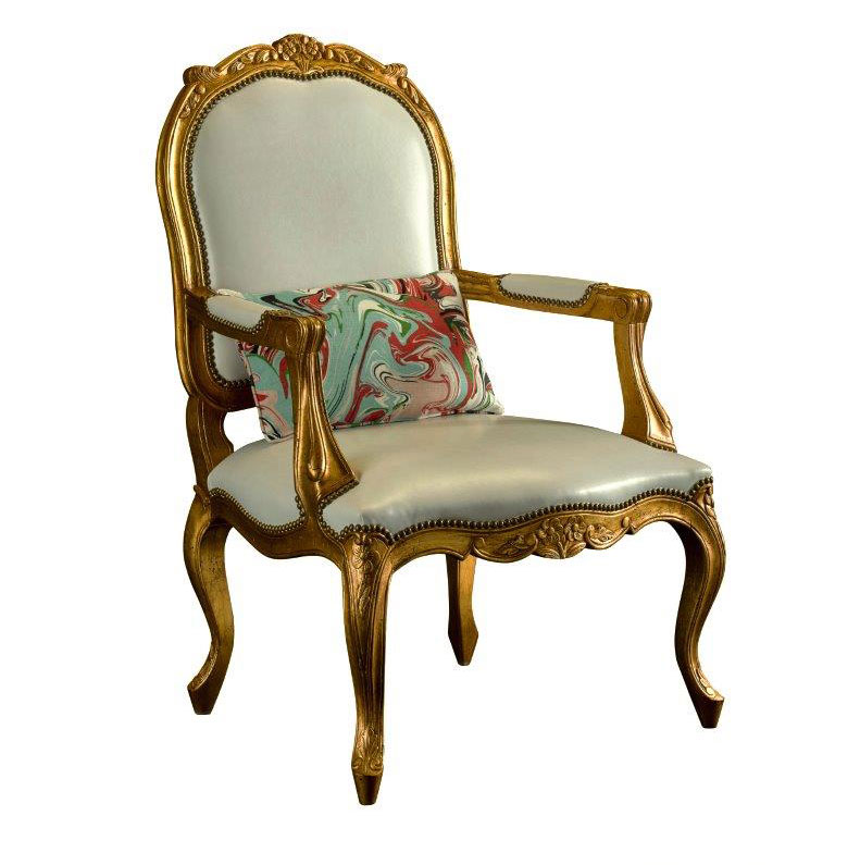 Leathercraft 1341-27 Pierre Bergere Chair