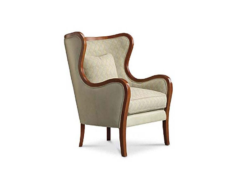 Leathercraft 1822 Adair Wing Chair