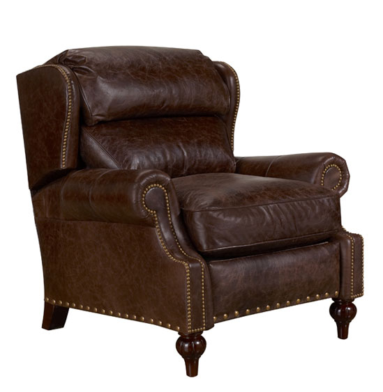 Leathercraft 1997 Kings Cross Recliner