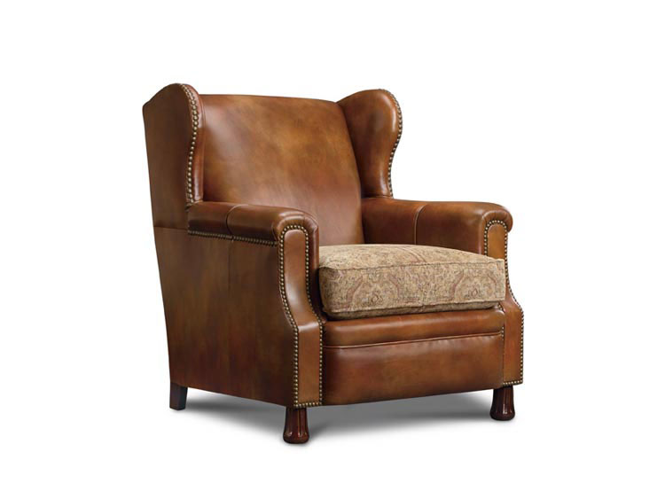 Leathercraft 2062 Lounge Chair