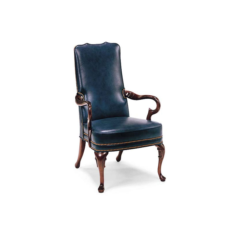 Leathercraft 208-27 Guerin Accent Chair