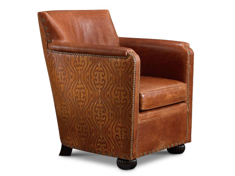 Leathercraft 2898 Lounge Chair