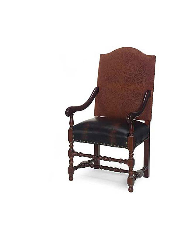 Leathercraft 409 Vaughn Dining Chair