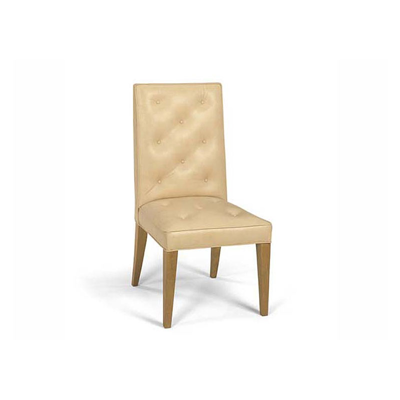 Leathercraft 419-10 Clark Dining Chair