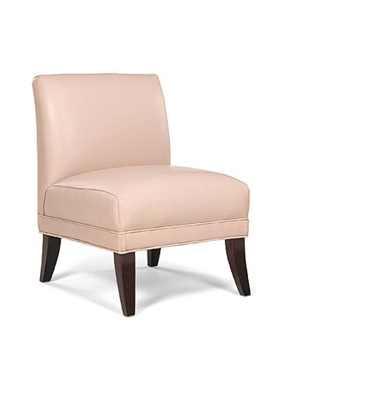 Leathercraft 4242-10 Symone Armless Chair