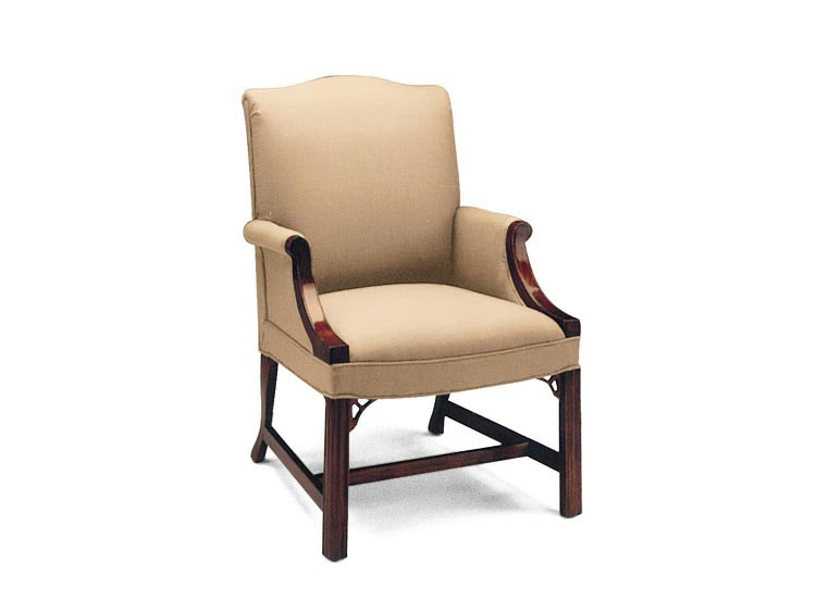 Leathercraft 7071-LUA Richmond Low Back Guest Chair