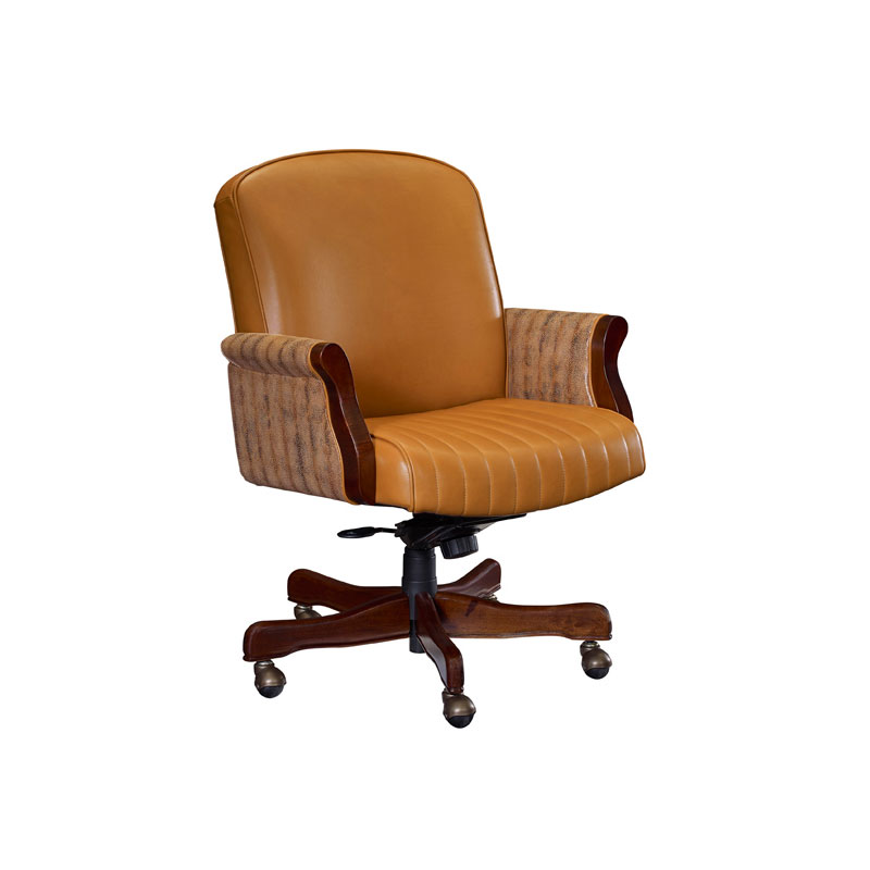 Leathercraft 7163 Gates Executive Chair
