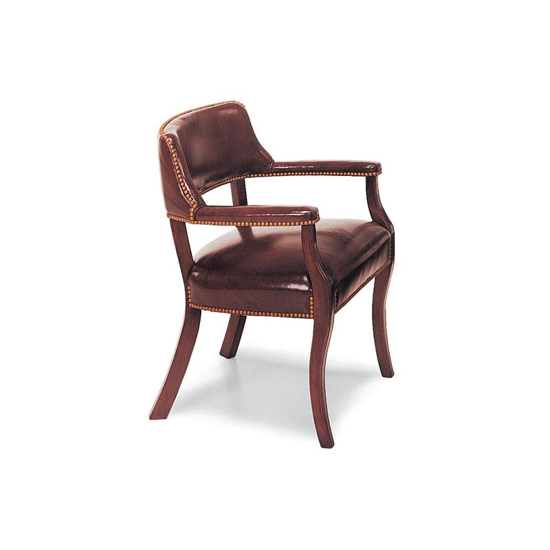 Leathercraft 736-27 Cagney Accent Chair