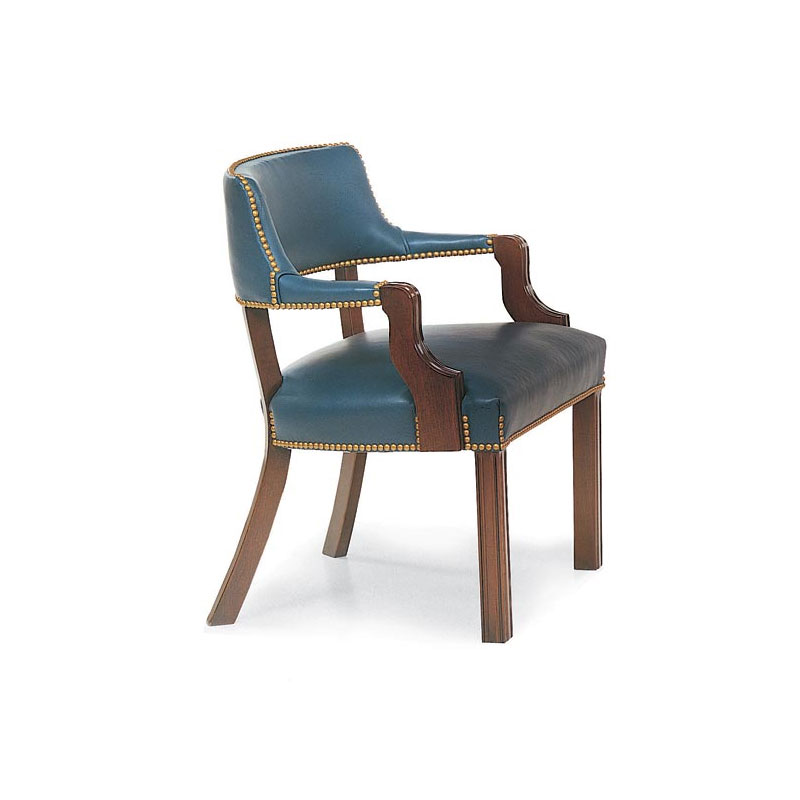 Leathercraft 766 Trenton Accent Chair