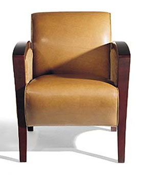 Leathercraft 8137 Lounge Chair