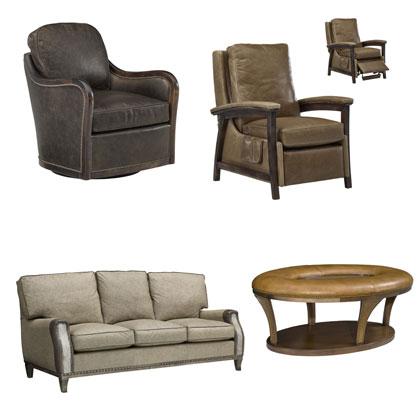 Sensational Leathercraft Furniture Collection Ohio Hardwood Evergreenethics Interior Chair Design Evergreenethicsorg