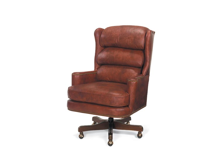 Leathercraft 663-15 Chandler Executive Tilt Swivel Chair