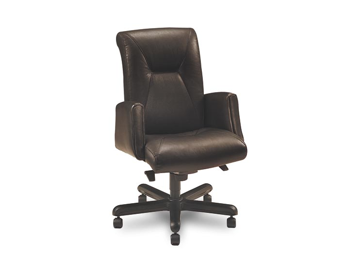 Leathercraft 8113 Delaware Posture Back Executive Chair