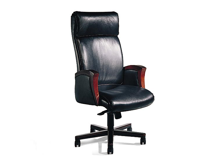 Leathercraft 8133-UA Henderson High Back Executive Chair