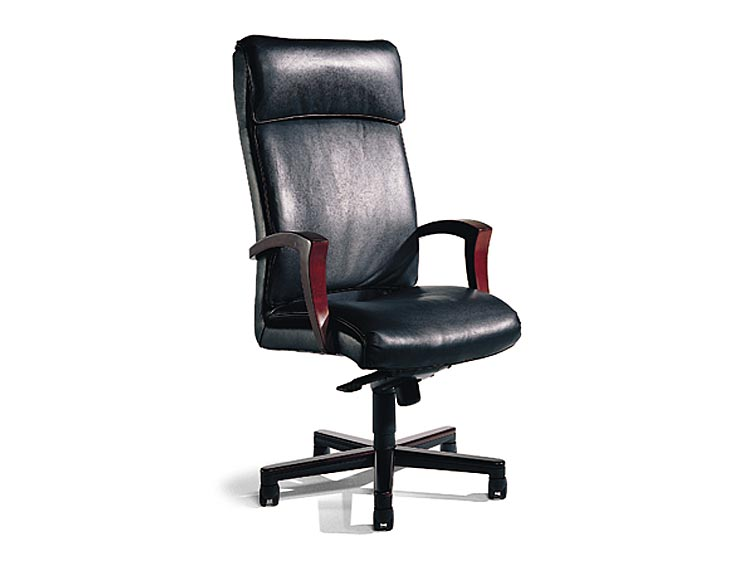 Leathercraft 8133 Henderson High Back Executive Chair