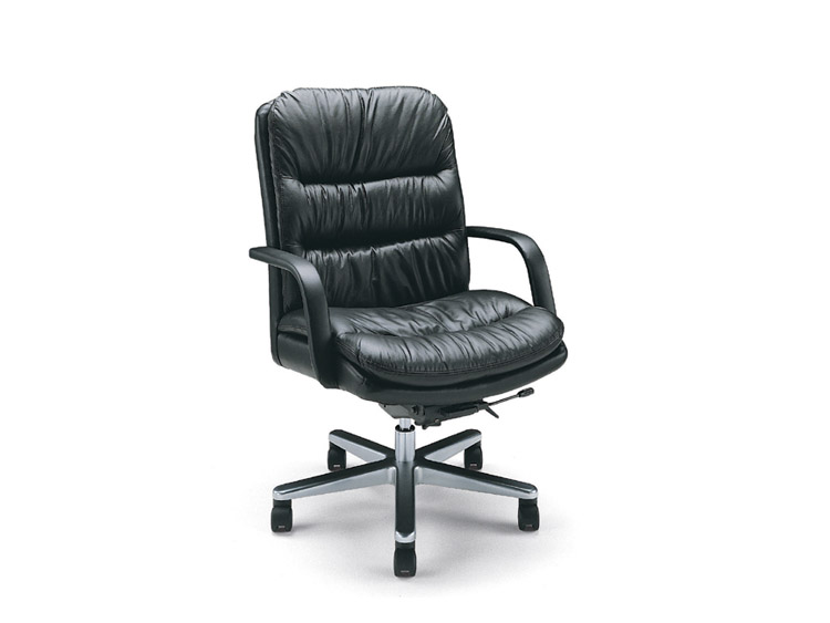 Leathercraft 9103 High Back  Executive  Chair