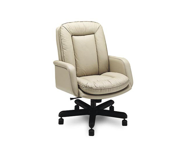 Leathercraft 9113 High Back Tilt Swivel Chair