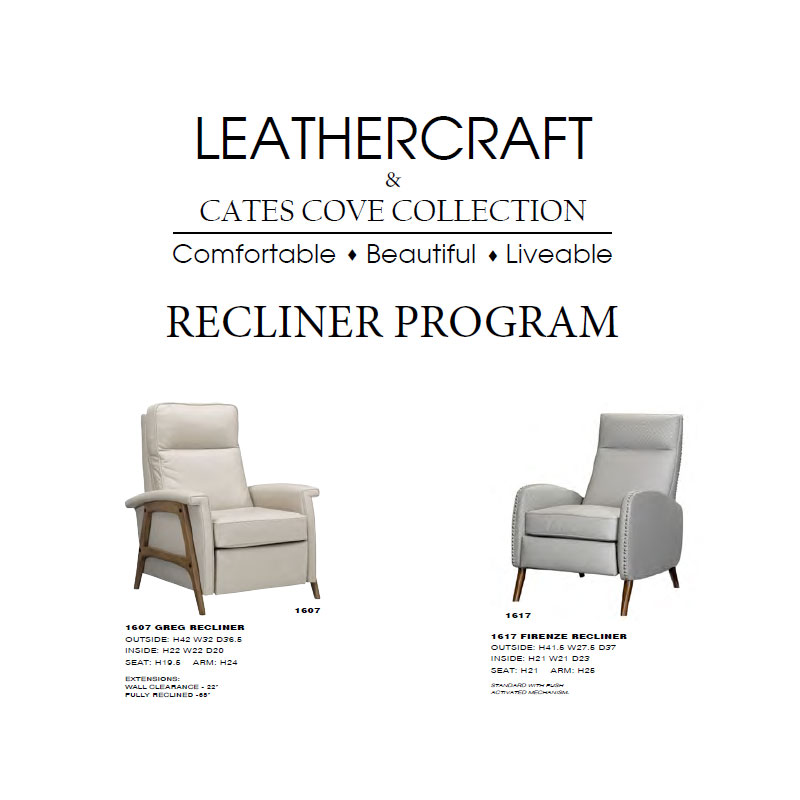 Leathercraft Recliner Program