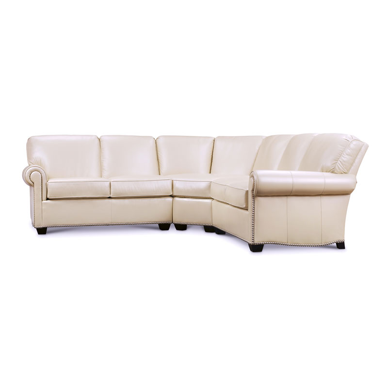 Leathercraft 2670 Robinson Series Sectional