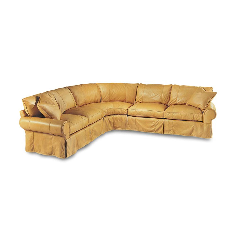 Leathercraft 3570 Louisa Series Sectional