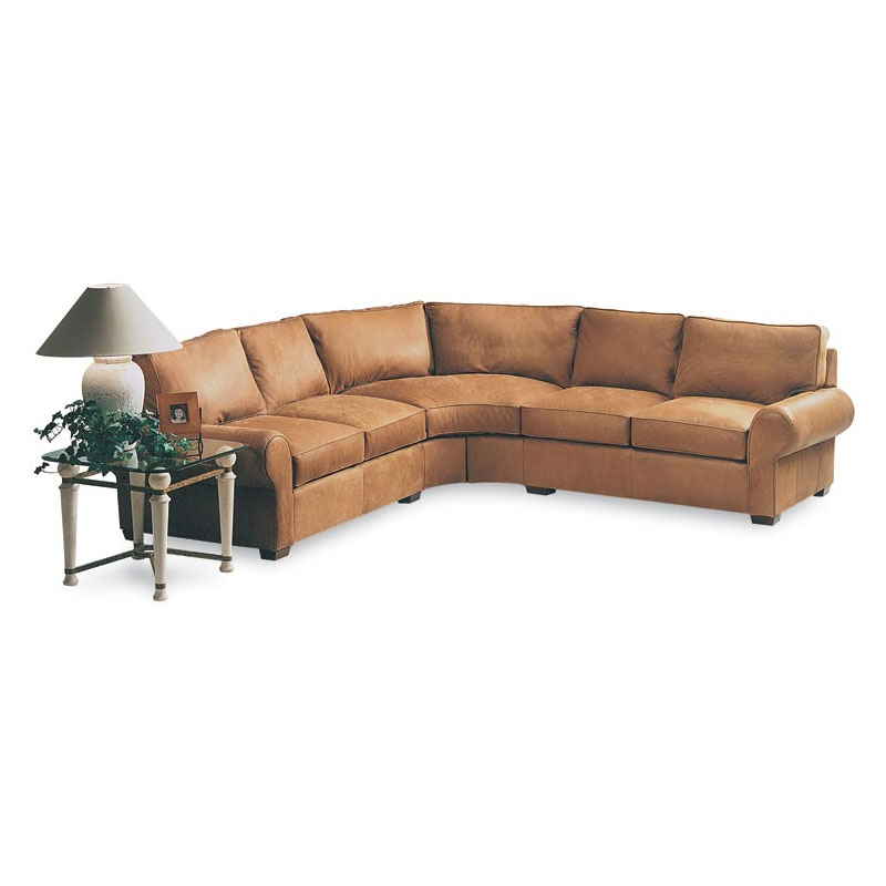 Leathercraft 915-00 Channing Series Sectional