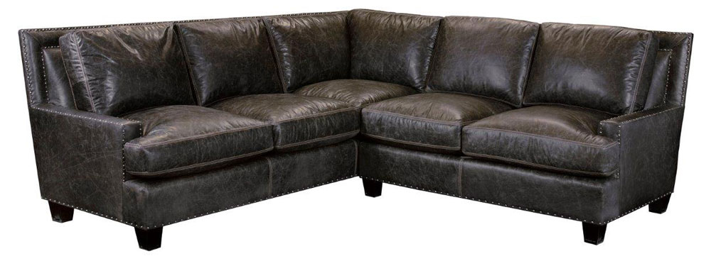 Leathercraft 932-00 Rachelle Series Sectional