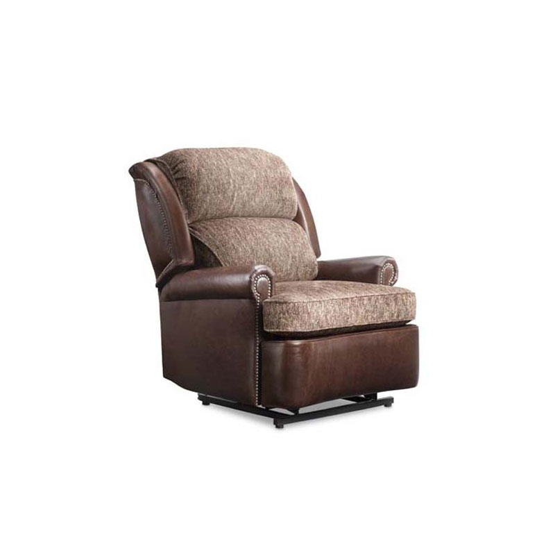 Leathercraft 1057 -L Bradley Recliner with Lift Mechanism