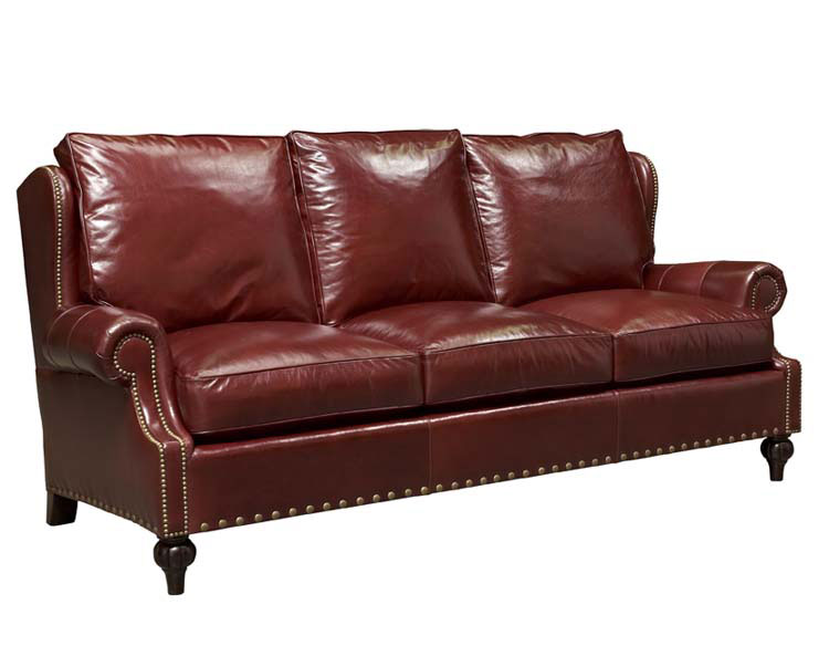 Leathercraft 1980 Sofa