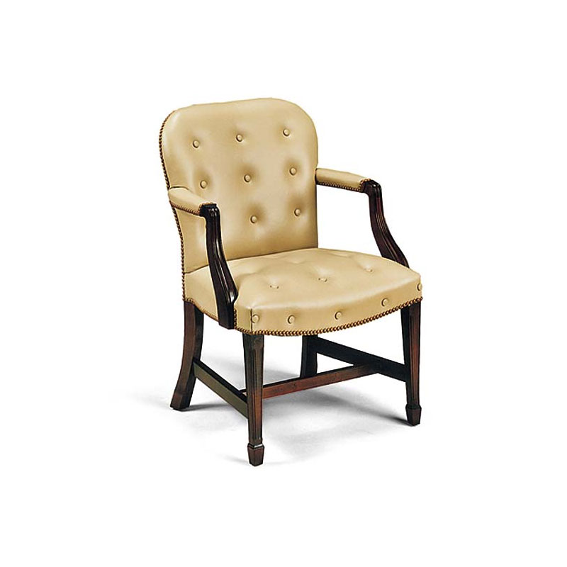 Leathercraft 248-27 Charleston Accent Chair