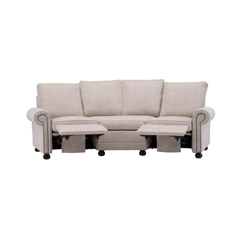 Leathercraft 2520 Rec2ang Austin Angled Reclining Sofa