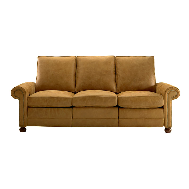 Leathercraft 2520REC2 Austin Reclining Sofa