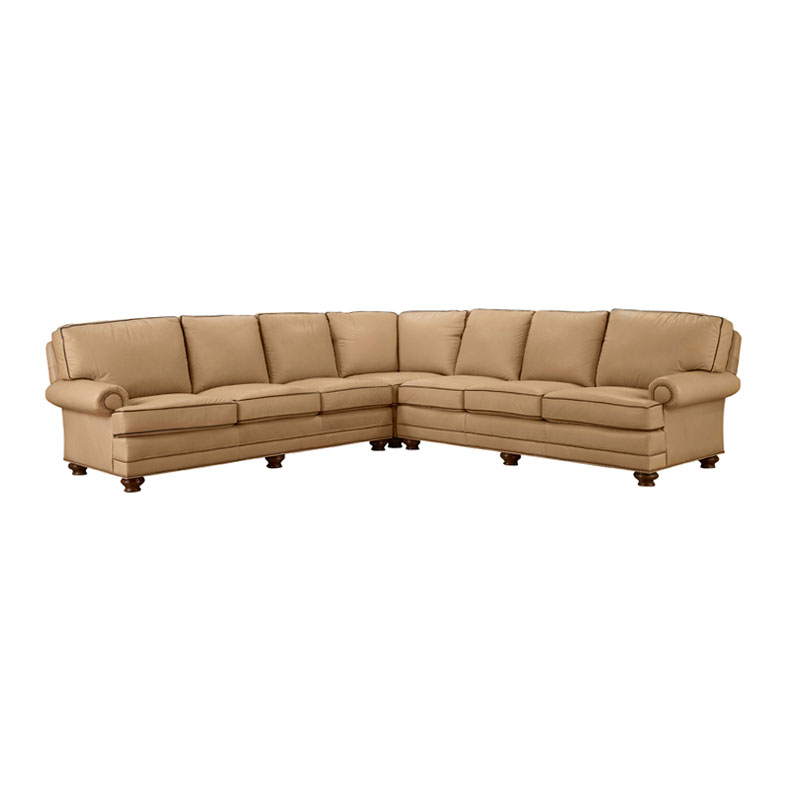 Leathercraft 2560 Garland Series Sectional