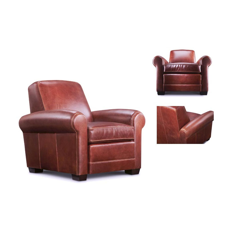 Leathercraft 2982 Baxter Chair