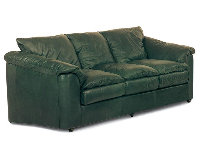 Leathercraft 3330 Logan Sofa