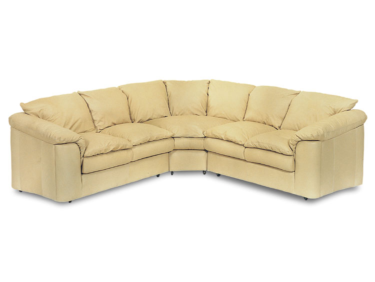 Leathercraft 3330 Logan Series Sectional