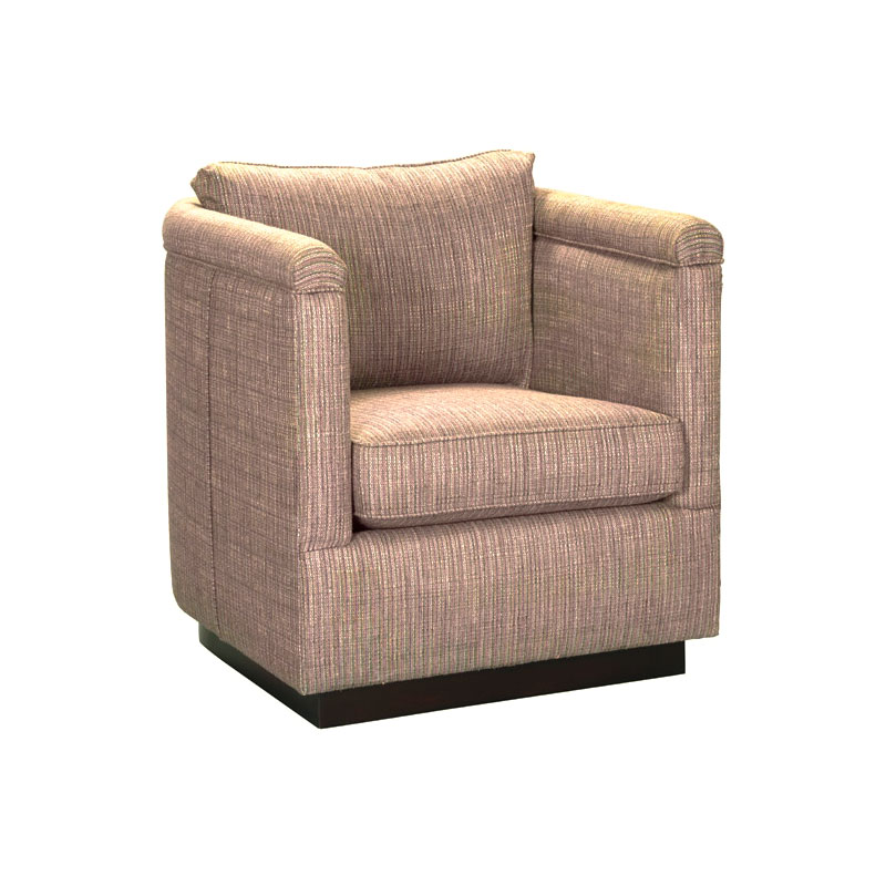 Leathercraft 4002 Rooney Swivel Chair