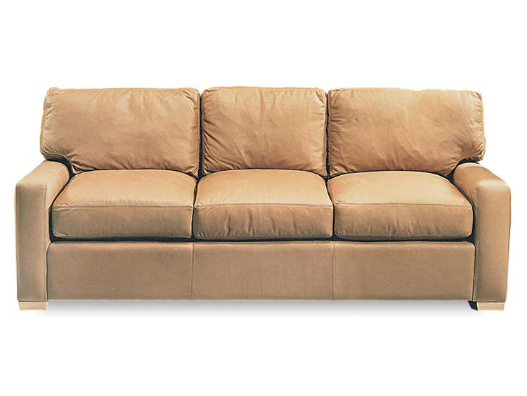 Leathercraft 920-00-68S  Manhattan Sleeper Sofa