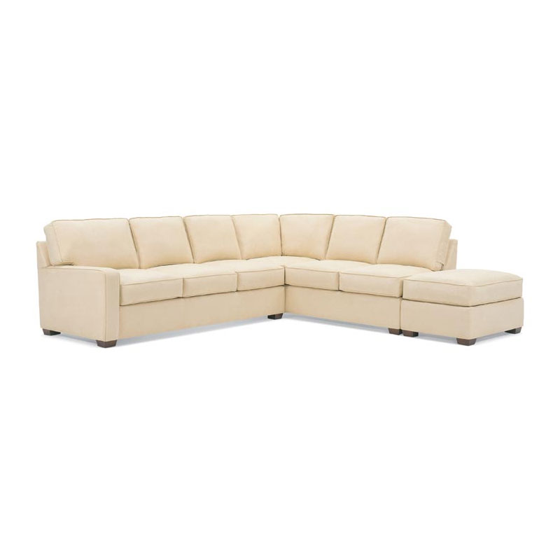 Leathercraft 921-00 Manhattan Series Sectional