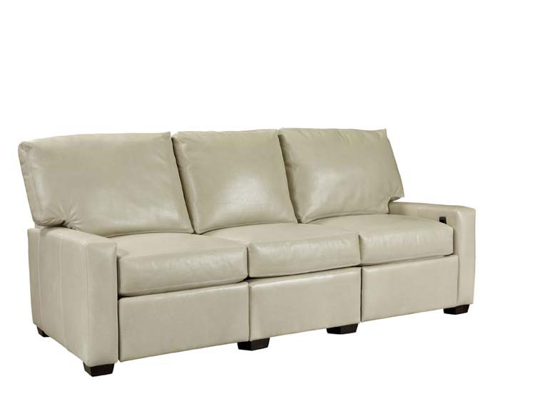 Leathercraft 924-00/REC2 Reclining  Sofa