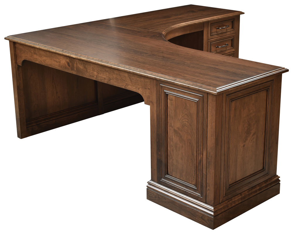 Angelo Desk without the Optional Hutch