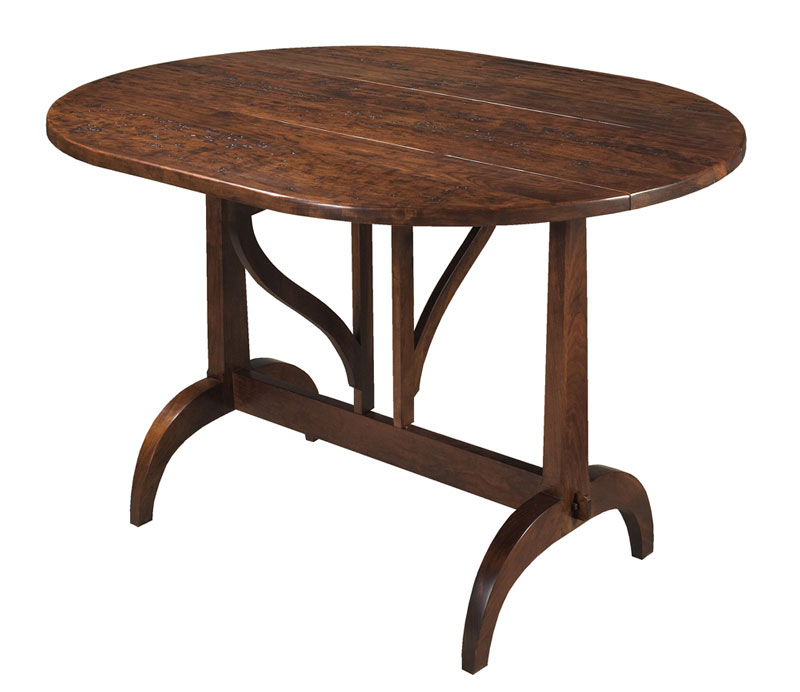 Mackenzie Dow Drop Leaf Coaching Table