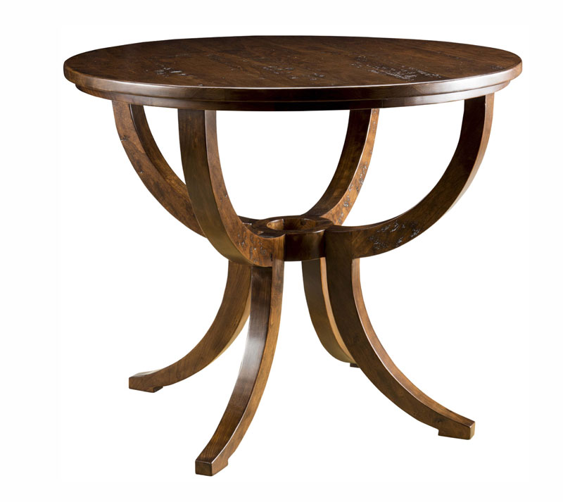 Mackenzie Dow Piccadilly Round Dining Table